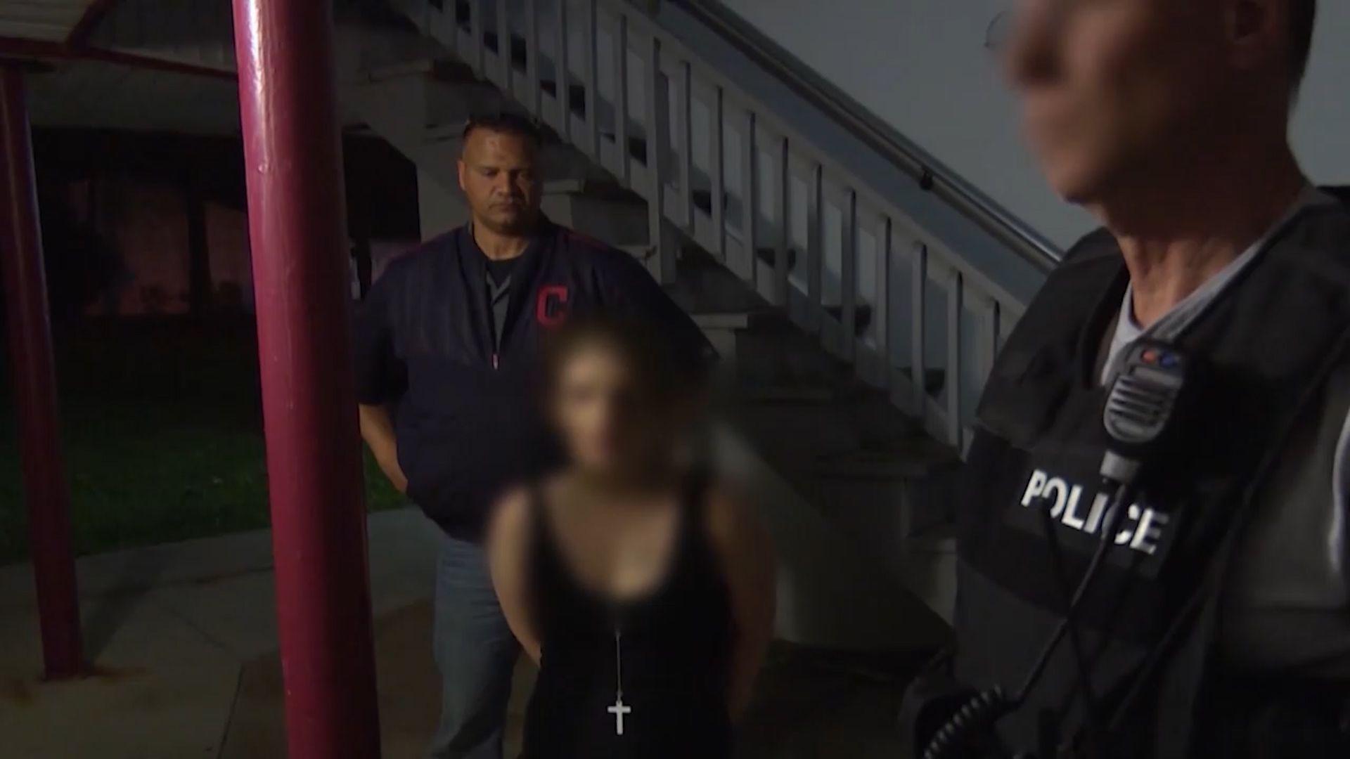 Human Trafficking in Northeast Ohio